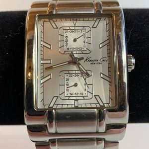 Kenneth Cole Stainless Watch